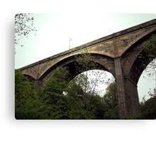 Dean Bridge Edinburgh Canvas Print