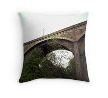 Dean Bridge Edinburgh Throw Pillow