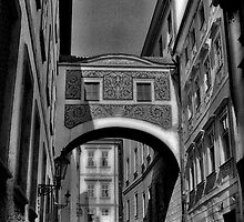 Prague Backstreets by Paul Cook