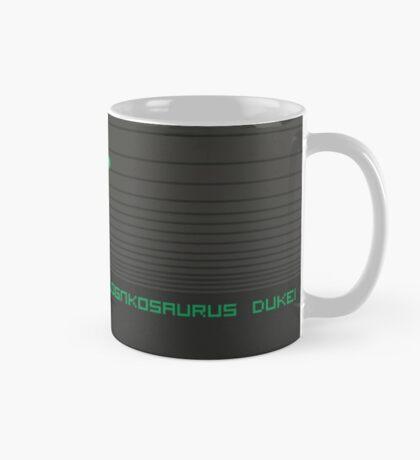 Pixel Futalognkosaurus Mug