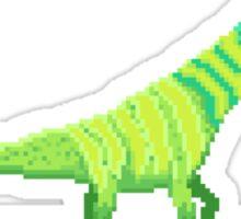 Pixel Futalognkosaurus Sticker