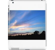 Beauty in the Sky. iPad Case/Skin