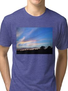 Beauty in the Sky. Tri-blend T-Shirt
