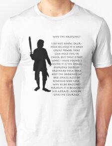 Why Bilbo? T-Shirt