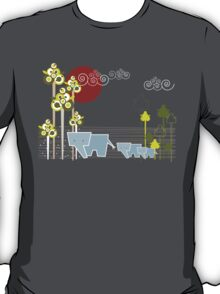 Ellie Family In The Forest T-Shirt
