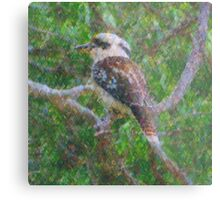 Kookaburra, The Silent Watchman Metal Print