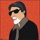 Amitabh Bachchan by artyrau