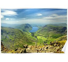 Great Gable Poster