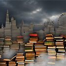 City of Books by Khepera