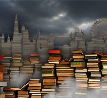 City of Books by Khepera