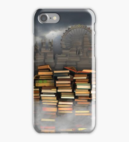 City of Books iPhone Case/Skin