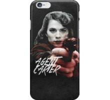 Agent Carter Marvel iPhone Case/Skin