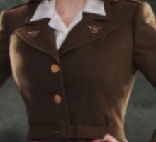 Agent Carter Marvel Sticker