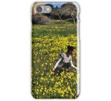Field of Joy iPhone Case/Skin
