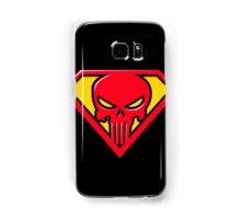 Super Punisher Logo Samsung Galaxy Case/Skin