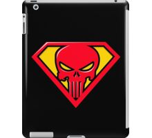 Super Punisher Logo iPad Case/Skin