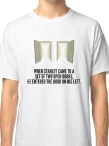The Stanley Parable Doors Classic T-Shirt