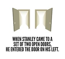 The Stanley Parable Doors by jarodface