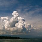 sky over lake Geneva .... by anisja