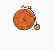 Orange Yarn Farthing Unisex T-Shirt