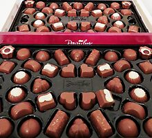 Dairy Box - Lovely Chocs by BlueMoonRose