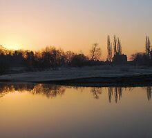 Reflection by Simon Pattinson