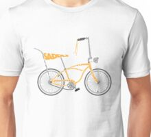 Anatomy of a Dragster Bike Unisex T-Shirt
