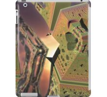 Alien Structures Found iPad Case/Skin