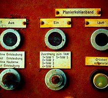 Control Panel by Mathias Pastwa