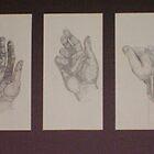 Hands of Friendship by Elizabeth  Cortez