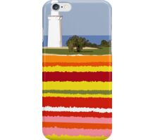 Table Cape Lighthouse (detail) iPhone Case/Skin