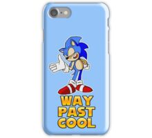 Way Past Cool iPhone Case/Skin