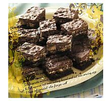 Peanut Butter & Chocolate Squares by OldDogJonDon