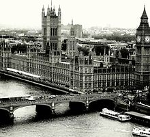 Big Ben by MEV Photographs