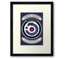 Taifalos Family Crest (Coat of Arms) Framed Print