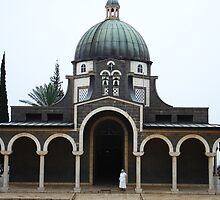 The Church of the Beatitudes by Marmadas