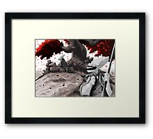 Ryki Issue 1 Cover Framed Print