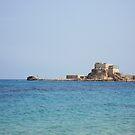 Caesarea-By-The-Sea by Marmadas