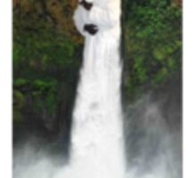 Guwop Gucci Mane Waterfall Sticker