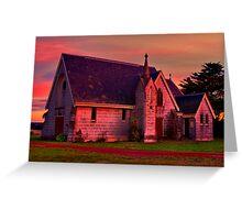 """""""Reflecting the Glory"""" Greeting Card"""