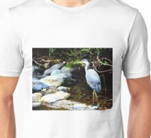 Hunting Shallow Waters Unisex T-Shirt