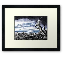 Ryki - Issue 2 Cover Framed Print