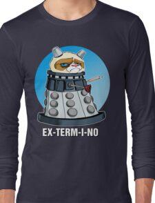 Grumpy Dalek Long Sleeve T-Shirt