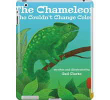 The Chameleon Who Couldn't Change Colour iPad Case/Skin