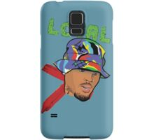 Chris Brown Loyal Samsung Galaxy Case/Skin