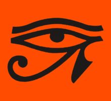 Eye of Horus by LetThemEatArt