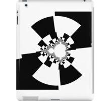 Untitled XXV - Black iPad Case/Skin