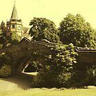 Port Sunlight Village Bridge by Kimberley  x ♥ Davitt