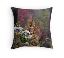The beauty of weeds -2 Throw Pillow