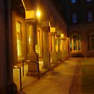 The Convent at Night by Anthea  Slade